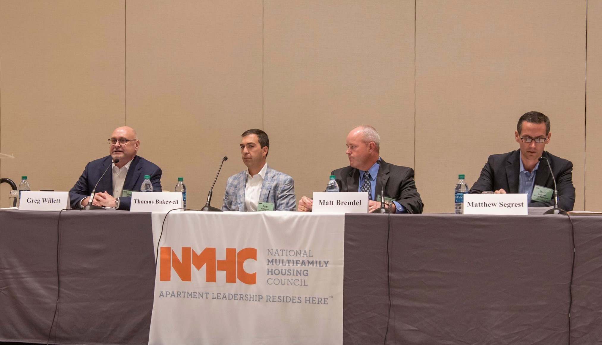 National Multifamily Housing Council Research Forum