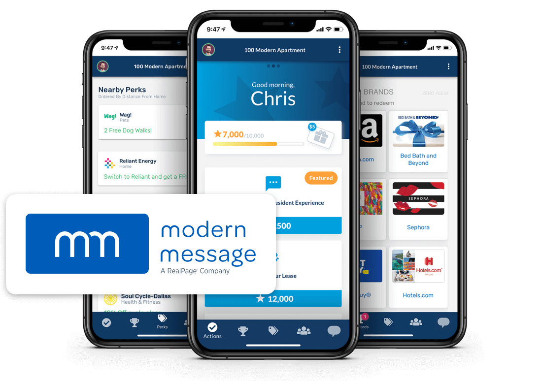 Modern Marketing Graphic