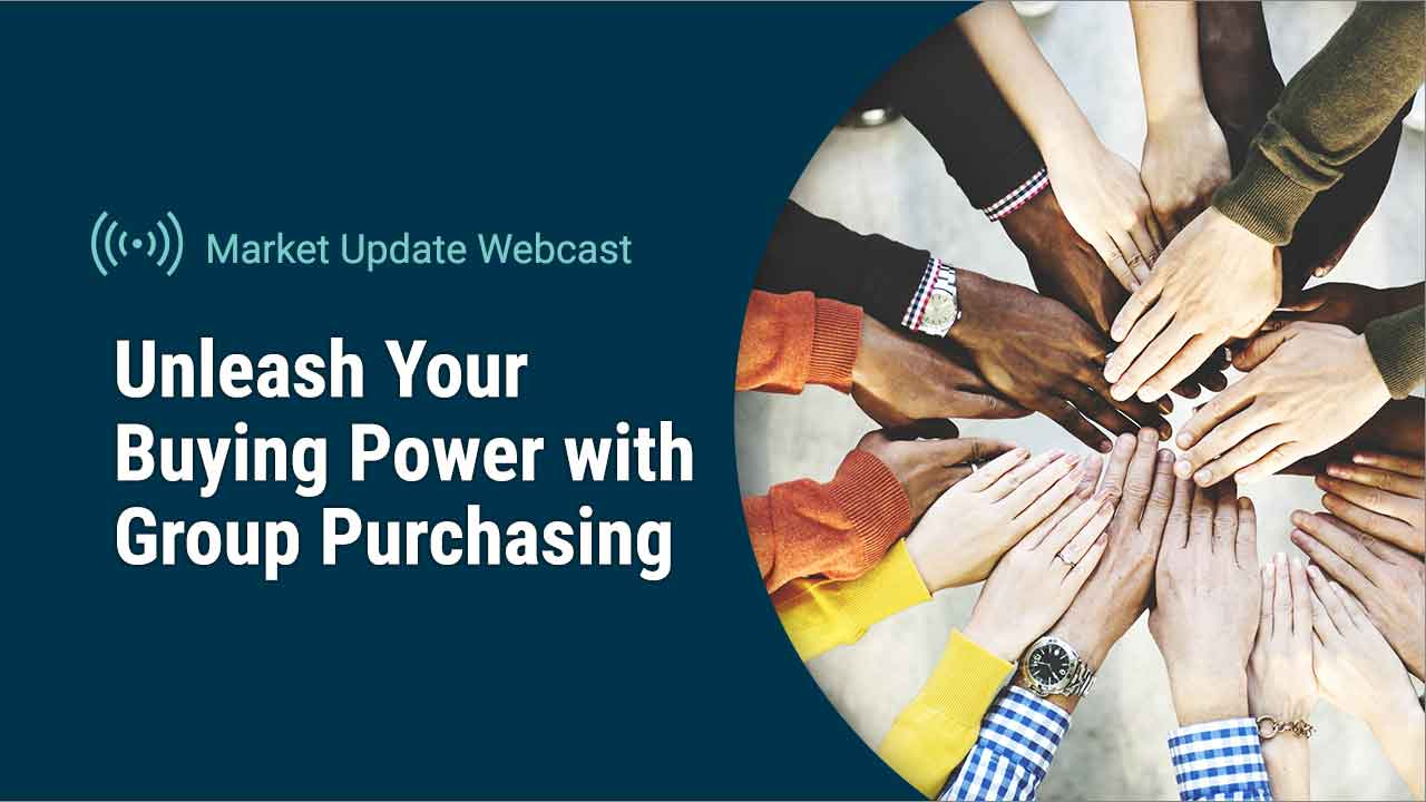 Group Purchasing Webcast