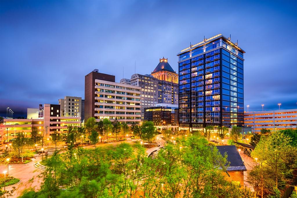 Greensboro/Winston-Salem Posts Decade-High Rent Growth