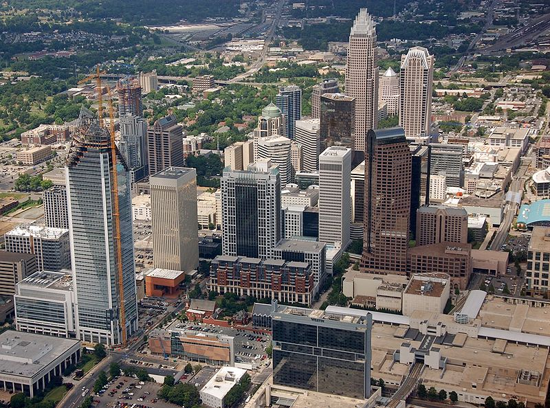 The Nation's Top 10 Busiest Submarkets: 1. Uptown/South End Charlotte, NC