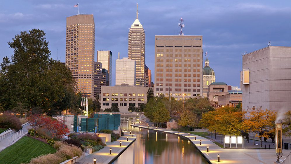 Despite Generally Solid Demand, Indianapolis Sees Mediocre Apartment Performance