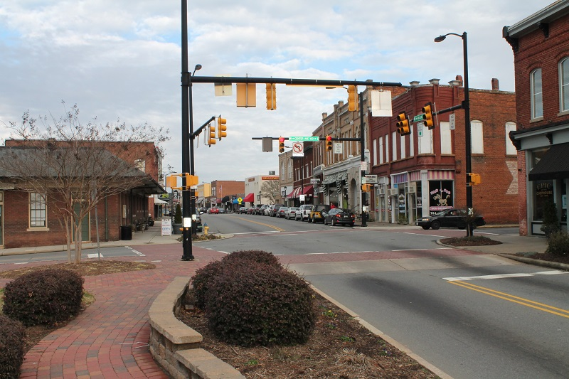The Nation's Top 10 Busiest Submarkets: 5. Mooresville, North Carolina