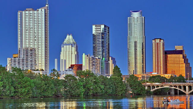 Austin Occupancy Trails Behind National Norm