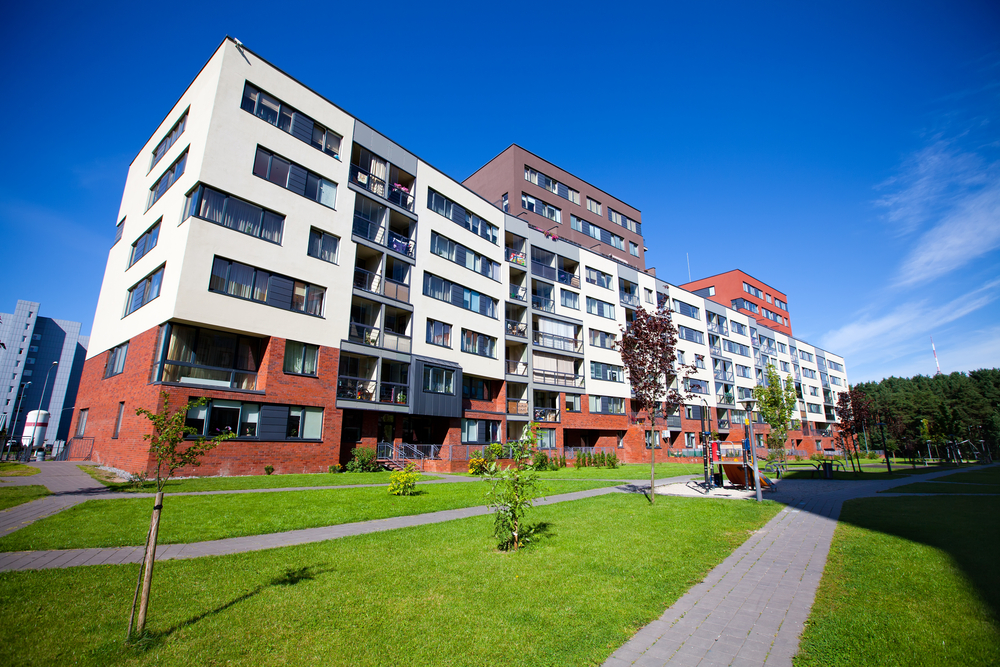 Apartment Rent Payments Off in Late December