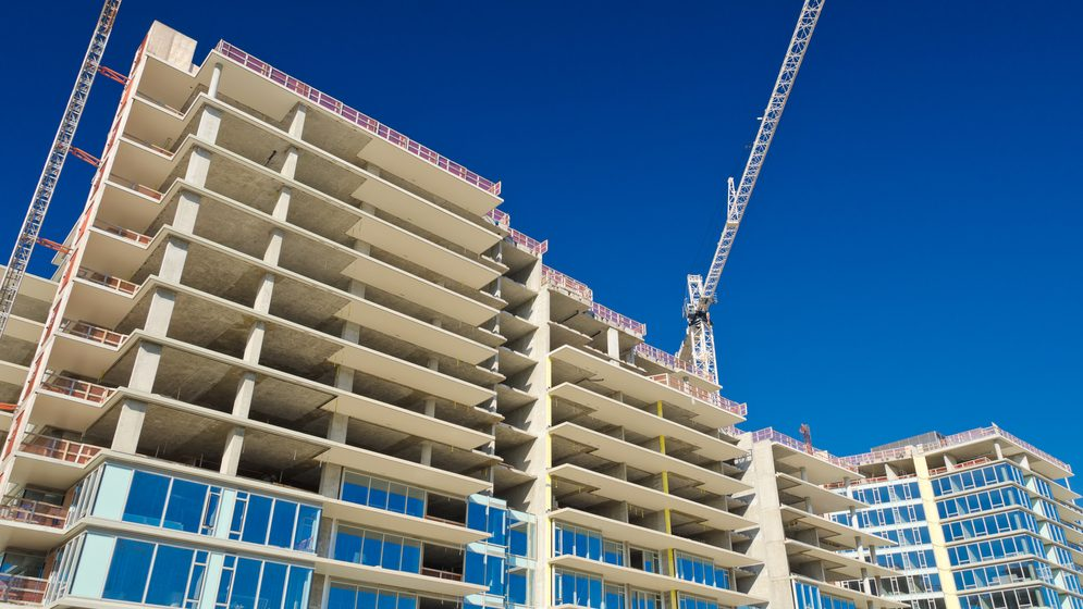 Apartment Construction Slows in Many Major Markets