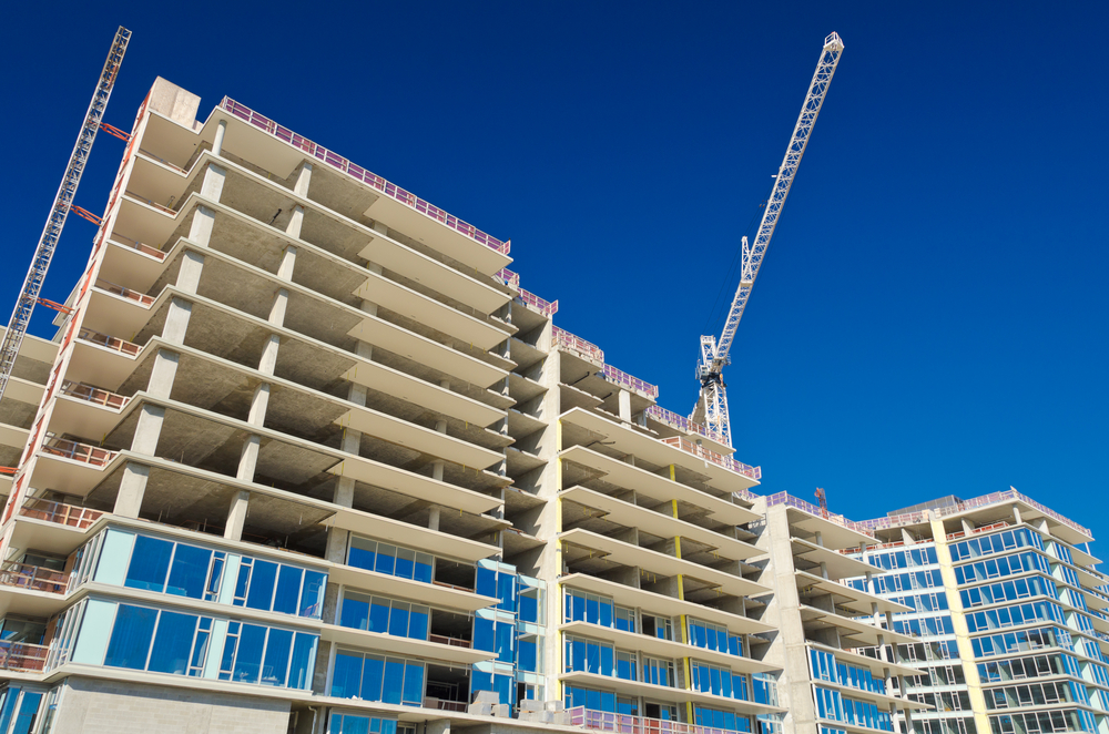 Apartment Construction is Taking Longer Than Ever