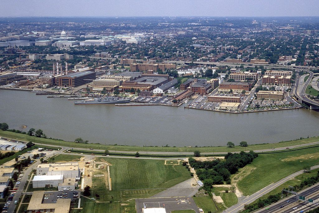 The Nation's 10 Busiest Submarkets For Construction: Navy Yard/Capitol South, District of Columbia
