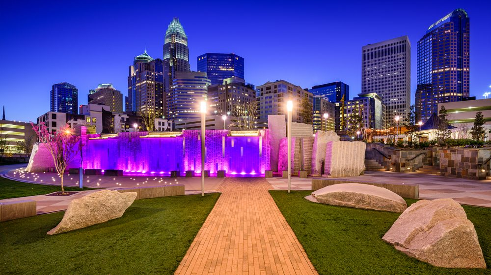 The Nation's 10 Busiest Submarkets for Construction: Uptown/South End Charlotte, North Carolina