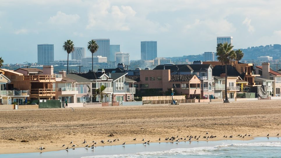 Orange County Rent Growth Dips Below the U.S. Norm