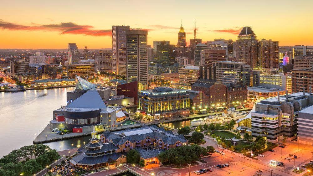 Baltimore Makes Notable Progress