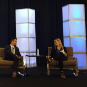 Taylor Gunn at Interface Conference 2017