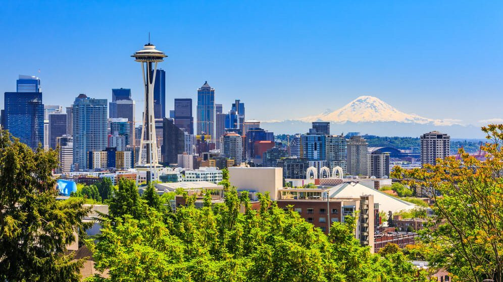 Seattle Selected as Rent Growth Leader in Market Momentum Survey