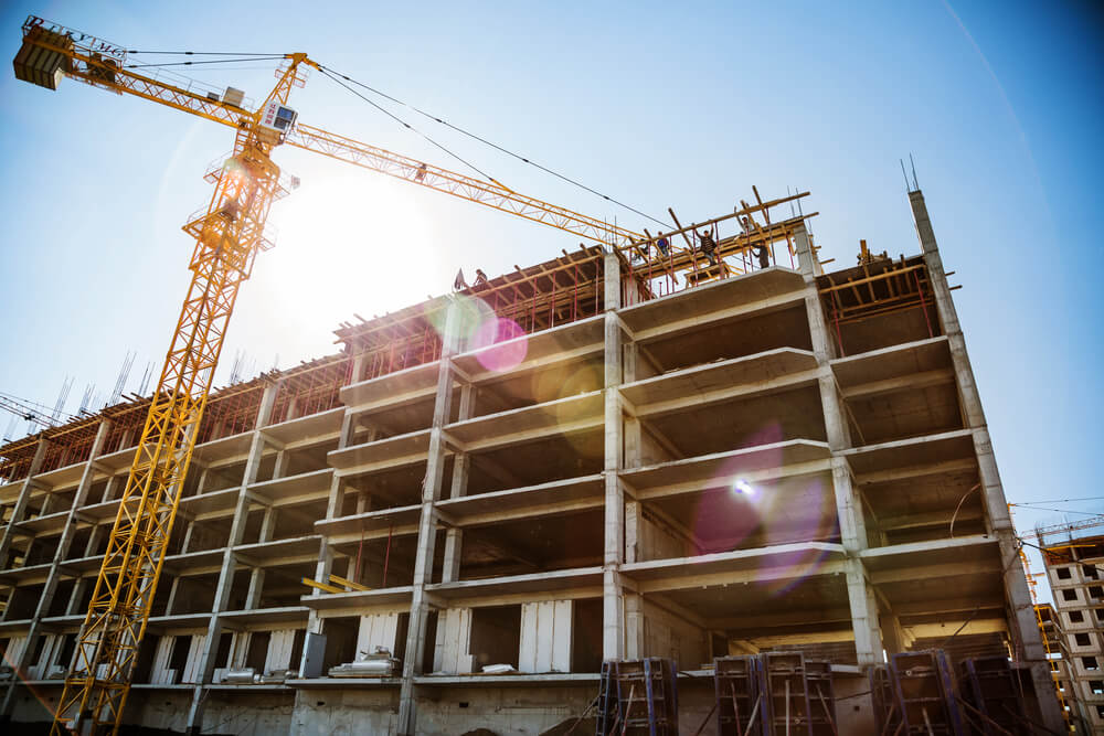Apartment Construction Heats Up in Previously Less Active Markets