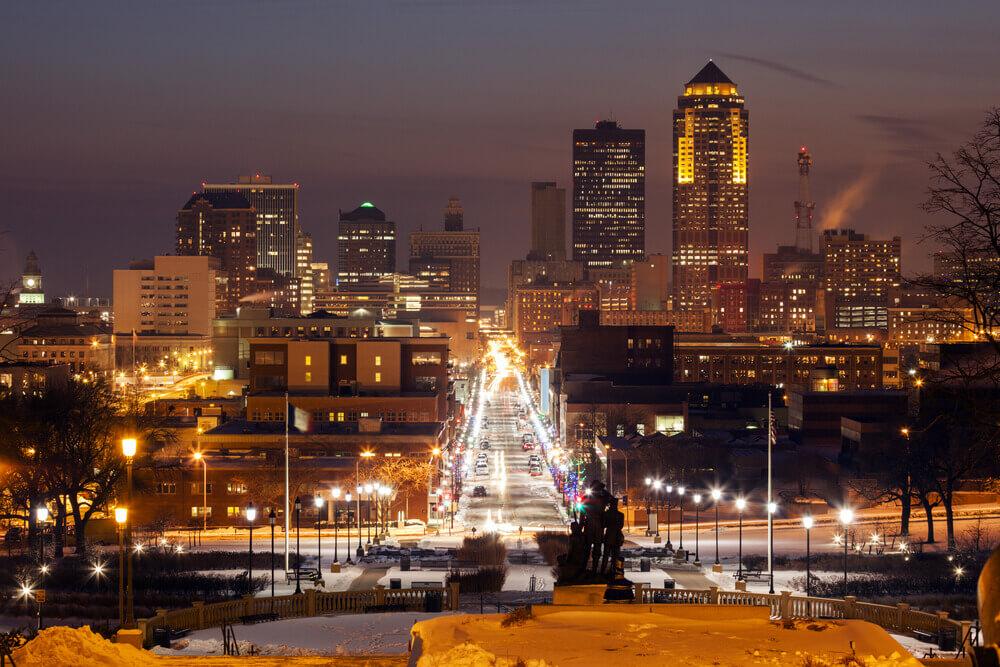 Des Moines Maintains Solid Apartment Fundamentals