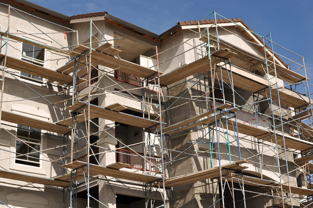 U.S. Apartment Construction Remains Substantial, Despite 2020