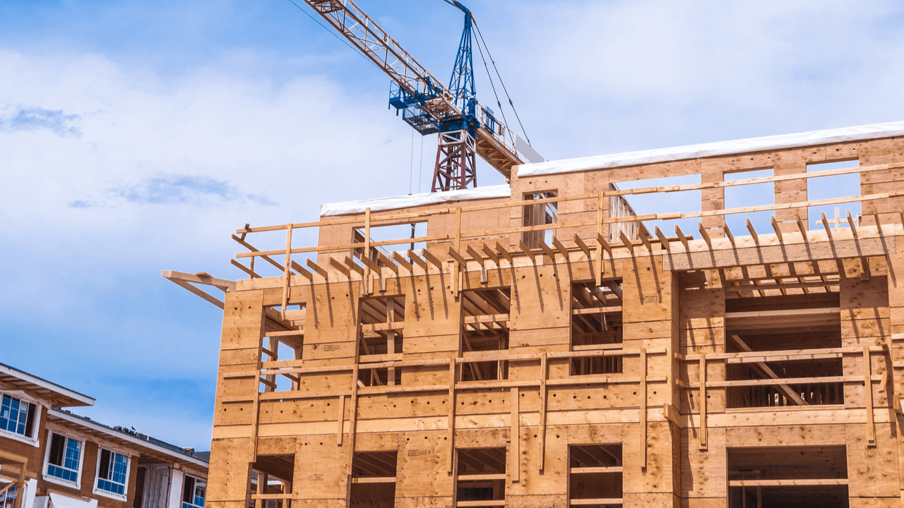 Multifamily Permitting and Starts in June Slow from Last Year's Pace