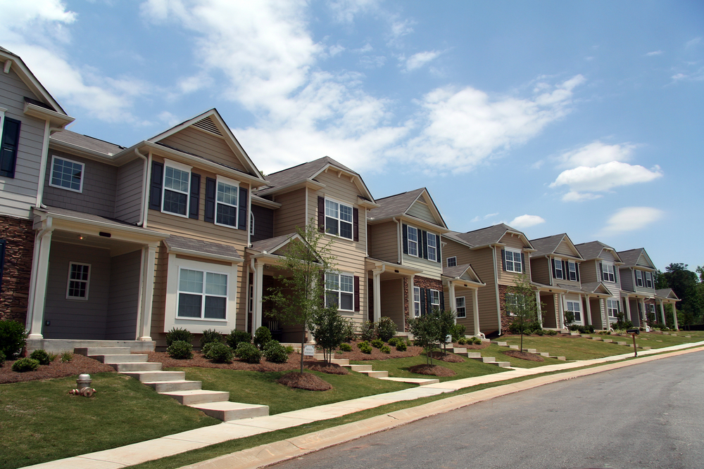 Garden Apartments Lead Rent Growth