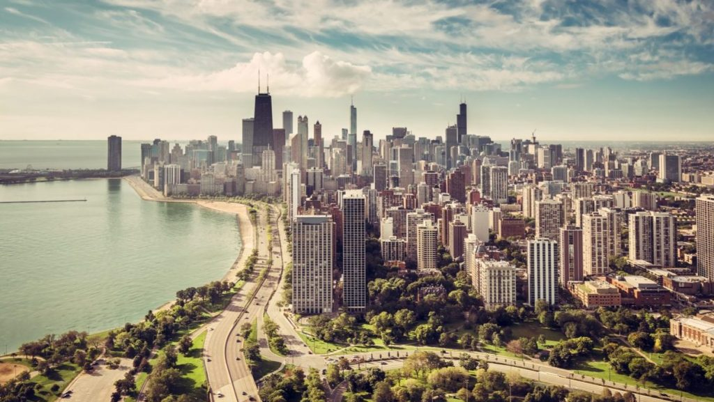 Chicago Jumps to #3 for Job Gains in June