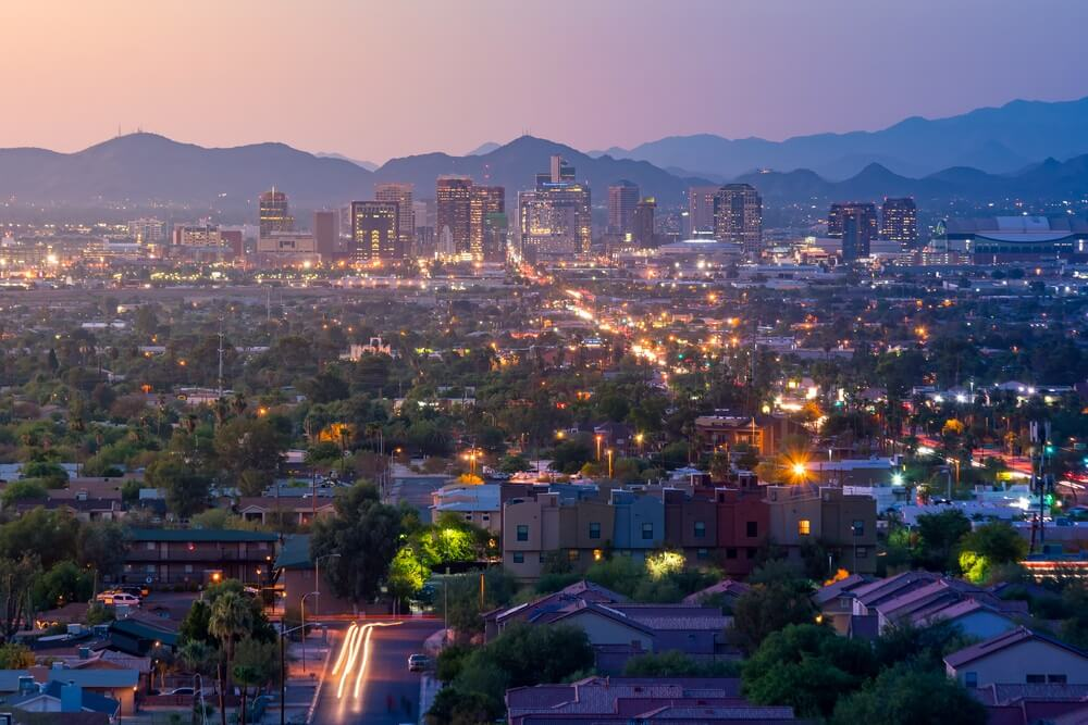 Phoenix Lands at #6 on Rent Growth Leaderboard