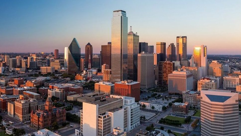 Dallas Takes Top Spot for Job Gains in April