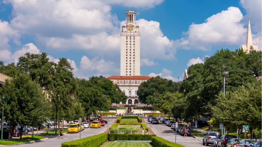 Major Texas Universities See Wide Range of Performances