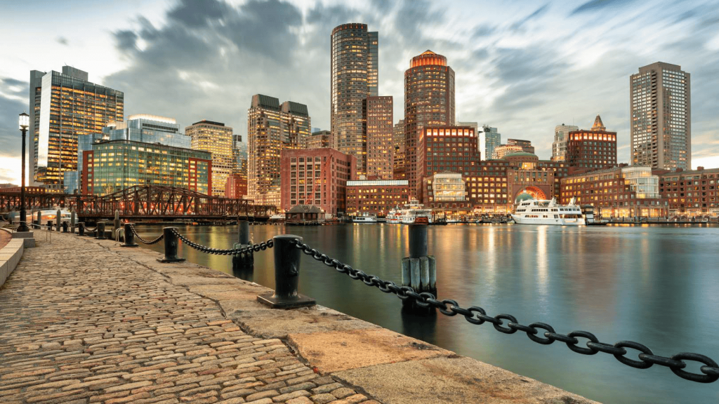 For First Time in Decades, Boston Apartment Occupancy Falls Below U.S. Norm