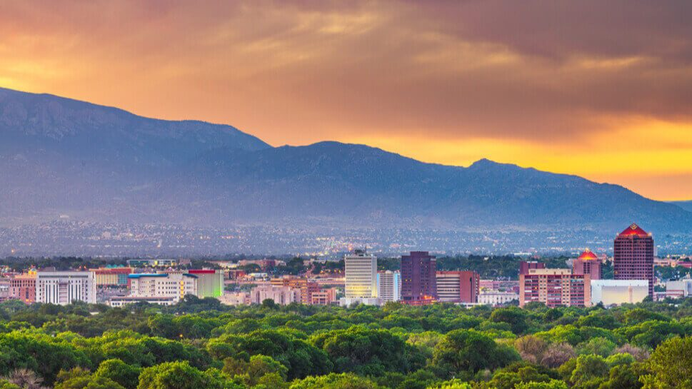 High Demand Spurs Apartment Performance in Albuquerque