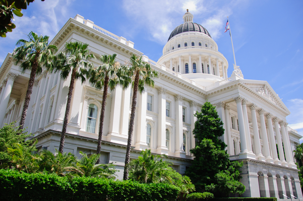 Sacramento Capitol Building